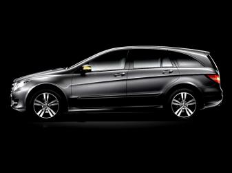Mercedes - Classe R