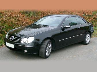 Mercedes - CLK