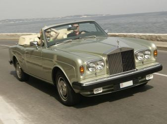 Rolls Royce - Corniche