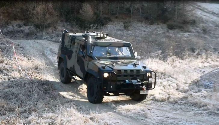 Abbiamo provato il Lince VTML dell'Esercito Italiano - Foto 4 di 5