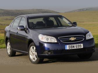 Chevrolet - Epica