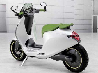 Smart - escooter