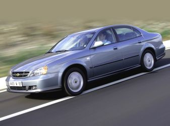 Chevrolet - Evanda