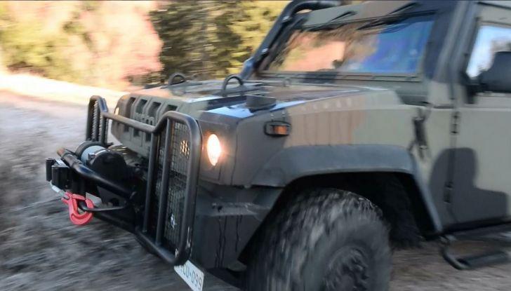 Abbiamo provato il Lince VTML dell'Esercito Italiano - Foto 2 di 5
