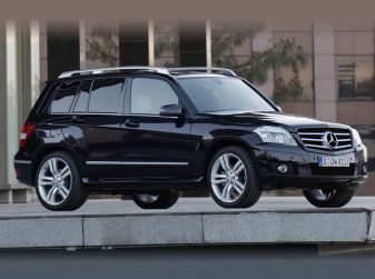Mercedes - GLK