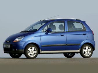 Chevrolet - Matiz