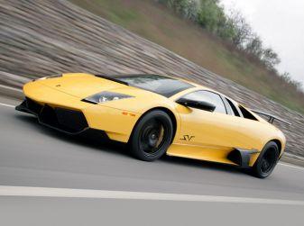 Lamborghini - Murcielago