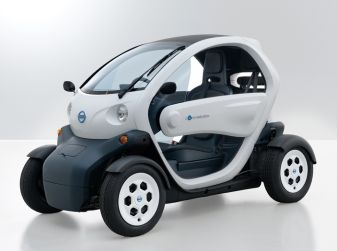 Nissan - new mobility concept