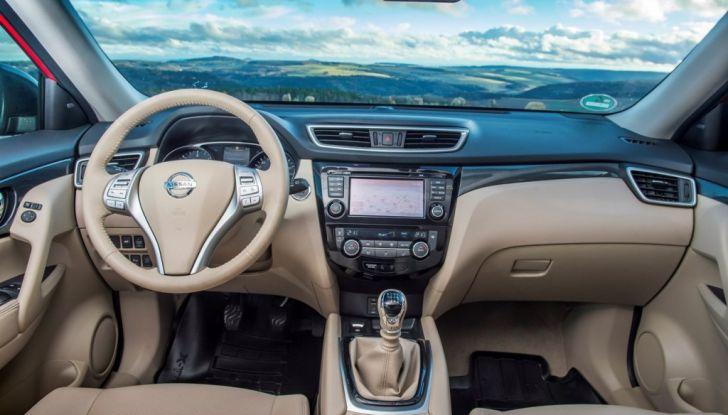 Nissan X-Trail regala la sicurezza stradale con il Safety Shield - Foto 16 di 16