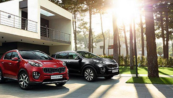 Nuova Kia Sportage 2018 con Diesel Ibrido: meno consumi, più ecologia - Foto 8 di 8