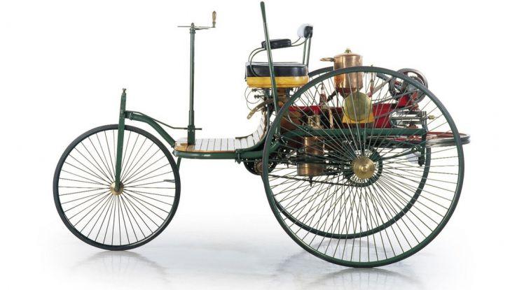 1886-2016: l'automobile di Karl Benz compie 130 anni - Foto 6 di 10