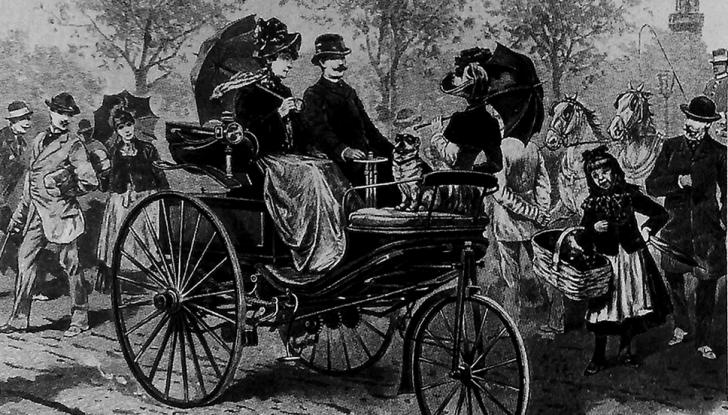 1886-2016: l'automobile di Karl Benz compie 130 anni - Foto 5 di 10