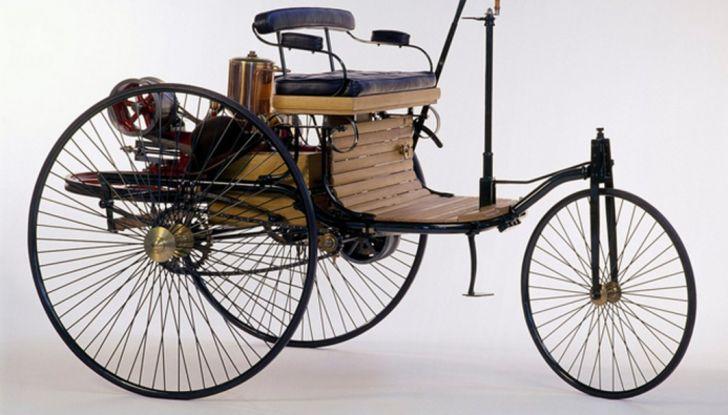 1886-2016: l'automobile di Karl Benz compie 130 anni - Foto 1 di 10