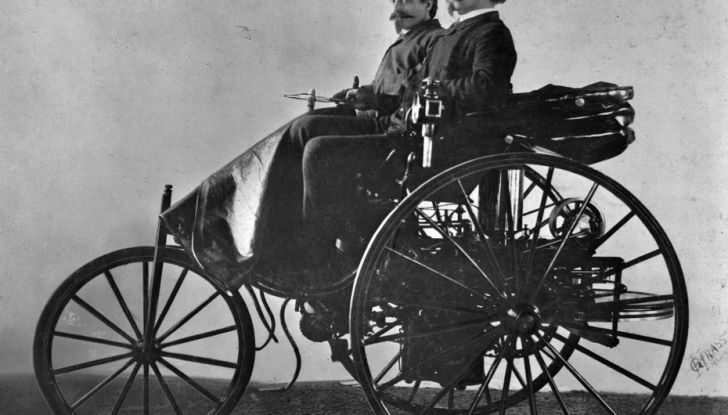 1886-2016: l'automobile di Karl Benz compie 130 anni - Foto 7 di 10