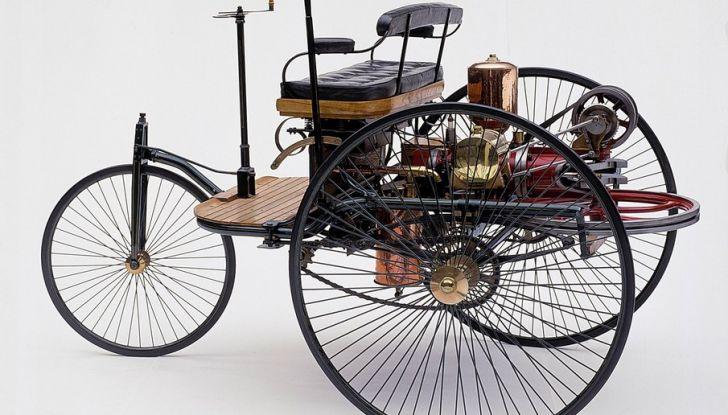 1886-2016: l'automobile di Karl Benz compie 130 anni - Foto 4 di 10