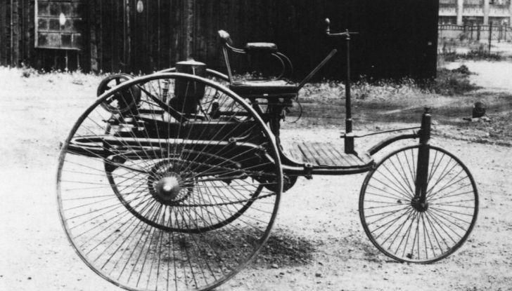 1886-2016: l'automobile di Karl Benz compie 130 anni - Foto 8 di 10
