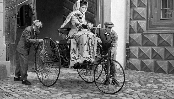 1886-2016: l'automobile di Karl Benz compie 130 anni - Foto 3 di 10