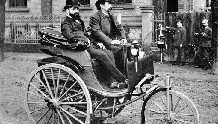1886-2016: l'automobile di Karl Benz compie 130 anni - Foto 9 di 10