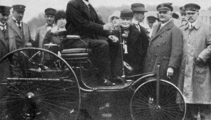 1886-2016: l'automobile di Karl Benz compie 130 anni - Foto 10 di 10