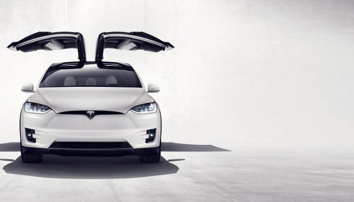 Tesla Model X è ora vegan-friendly - Foto 2 di 6