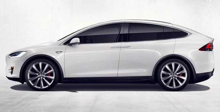 Tesla Model X è ora vegan-friendly - Foto 4 di 6