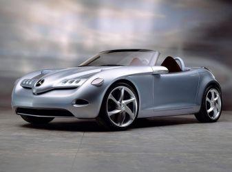 Mercedes - SLA