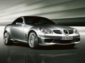 Mercedes - SLK