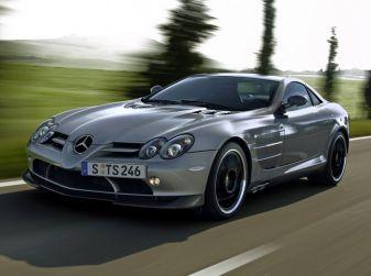 Mercedes - SLR