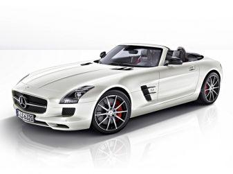 Mercedes - SLS