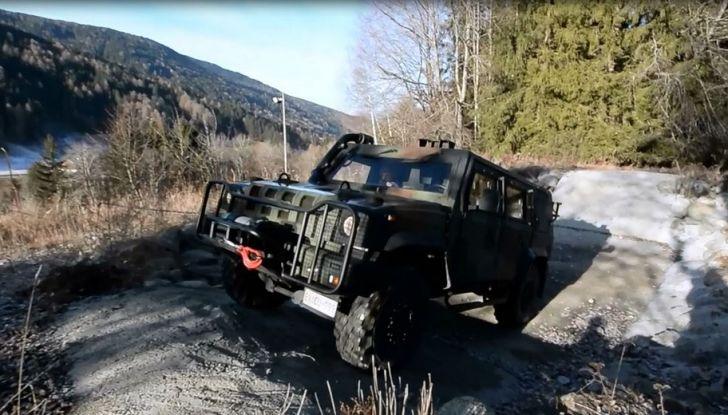 Abbiamo provato il Lince VTML dell'Esercito Italiano - Foto 1 di 5