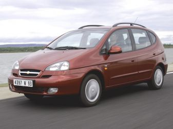Chevrolet - Tacuma