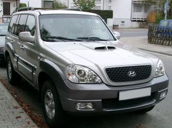 Hyundai - Terracan