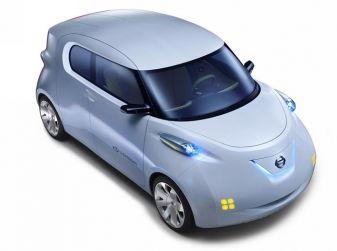 Nissan - Townpod