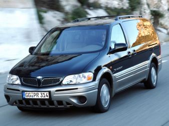 Chevrolet - Trans Sport