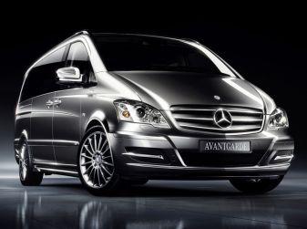 Mercedes - Viano