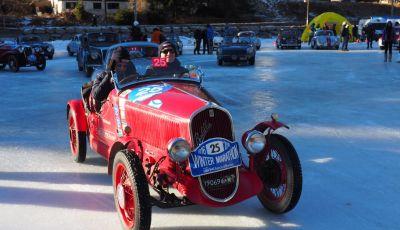 Winter Marathon 2016: vince la Fiat 508 S del 1932 di Spagnoli-Parisi