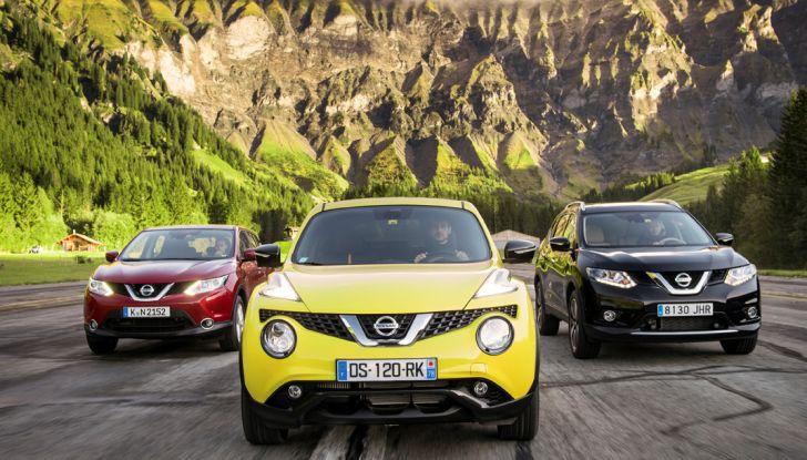 Nissan X-Trail regala la sicurezza stradale con il Safety Shield - Foto 3 di 16