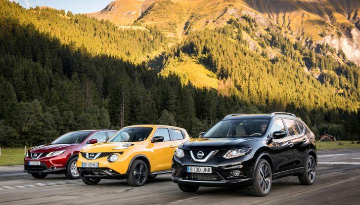 Nissan X-Trail regala la sicurezza stradale con il Safety Shield - Foto 13 di 16