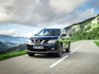Nissan X-Trail regala la sicurezza stradale con il Safety Shield
