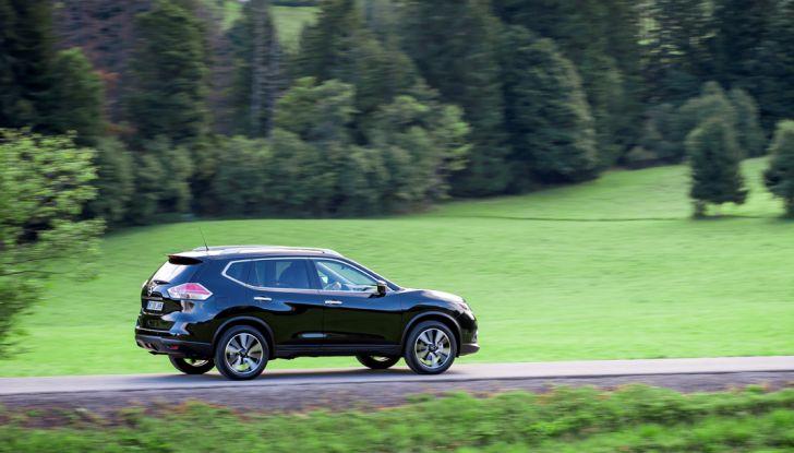 Nissan X-Trail regala la sicurezza stradale con il Safety Shield - Foto 4 di 16