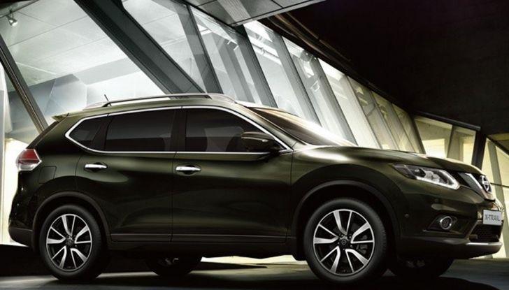 Nissan X-Trail regala la sicurezza stradale con il Safety Shield - Foto 5 di 16
