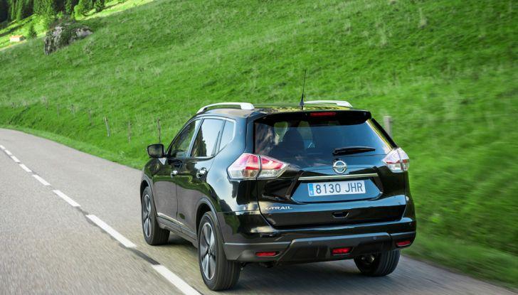 Nissan X-Trail regala la sicurezza stradale con il Safety Shield - Foto 7 di 16