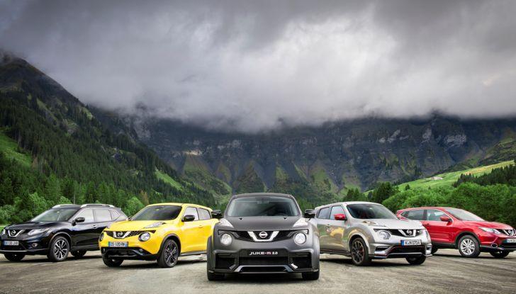 Nissan X-Trail regala la sicurezza stradale con il Safety Shield - Foto 10 di 16