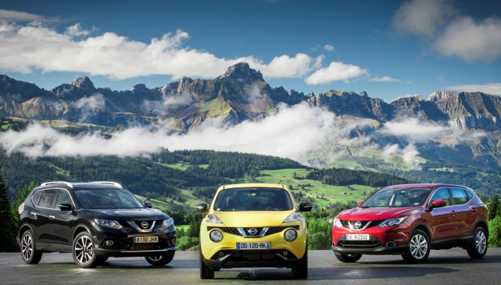Nissan X-Trail regala la sicurezza stradale con il Safety Shield - Foto 11 di 16