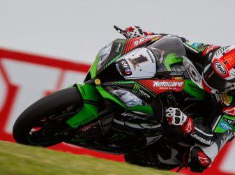 World Superbike Phillip Island:  Jonathan Rea festeggia con una doppietta