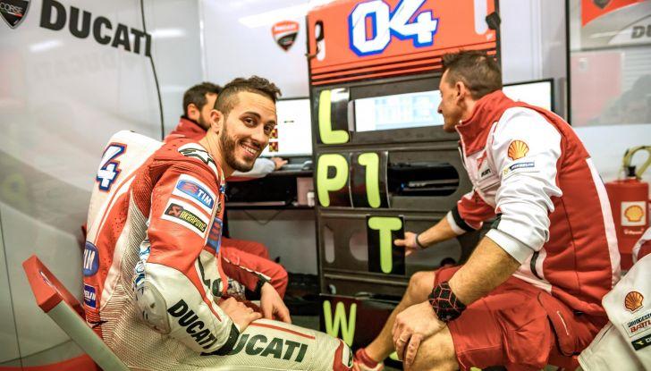 MotoGP 2016: Andrea Dovizioso in Ducati con Lorenzo, Iannone verso Suzuki - Foto 1 di 7