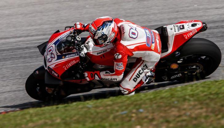 MotoGP 2016: Andrea Dovizioso in Ducati con Lorenzo, Iannone verso Suzuki - Foto 6 di 7