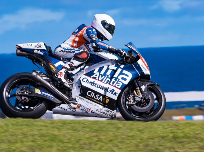 Test MotoGP a Phillip Island, Day3: Marquez mette tutti in fila, paura per Lorenzo - Foto 7 di 20