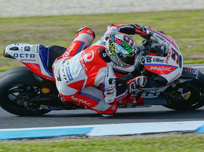 Test MotoGP a Phillip Island, Day3: Marquez mette tutti in fila, paura per Lorenzo - Foto 6 di 20