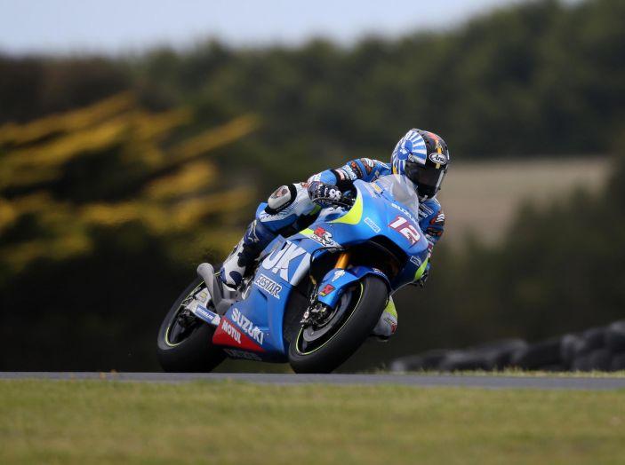 Test Phillip Island, Day2: torna il sole sulla MotoGP 2016 - Foto 10 di 30